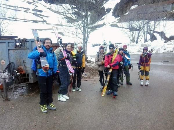 esqui-rural