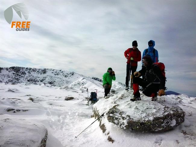 Cumbre del Calvitero
